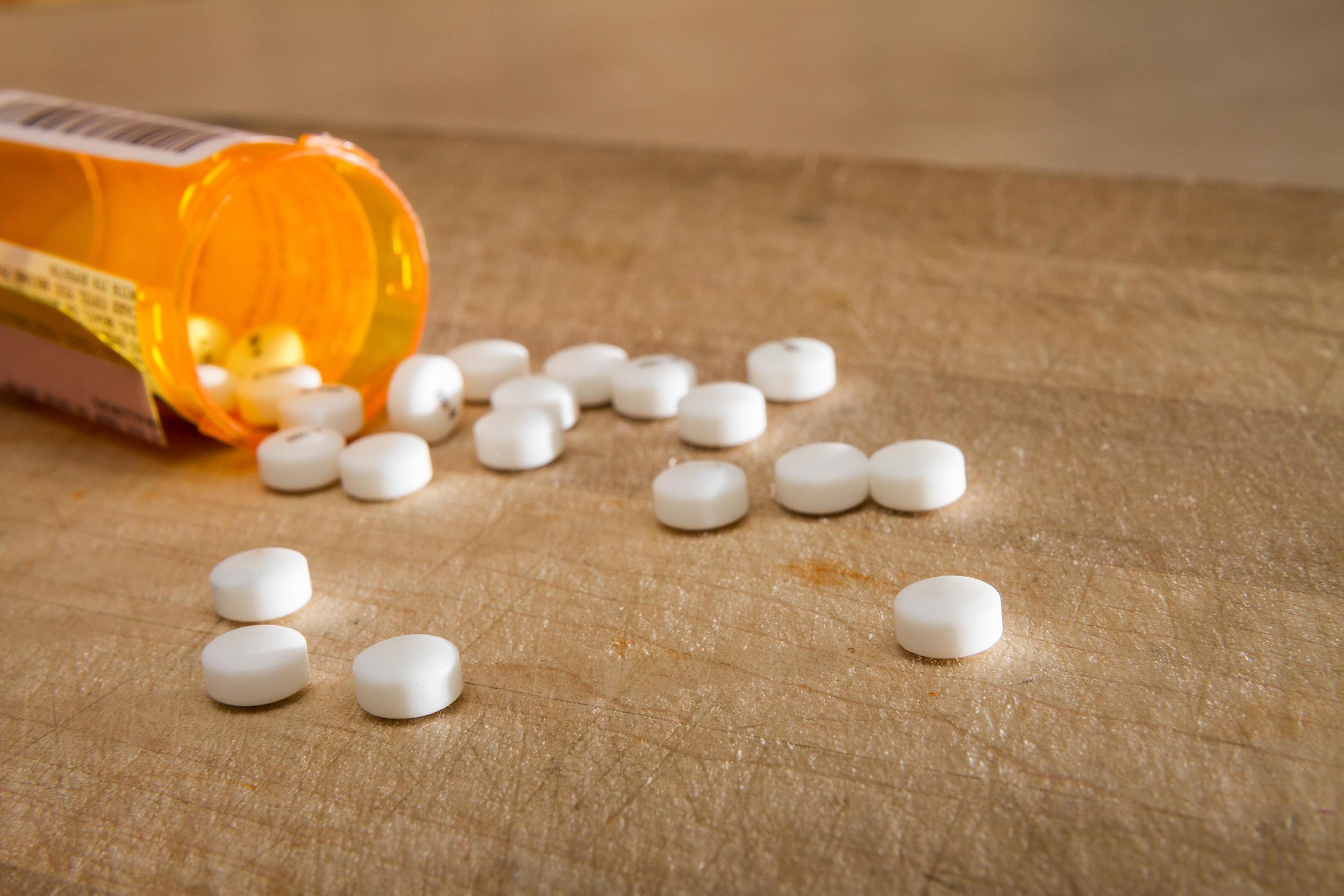 Prescription Opioid Addiction