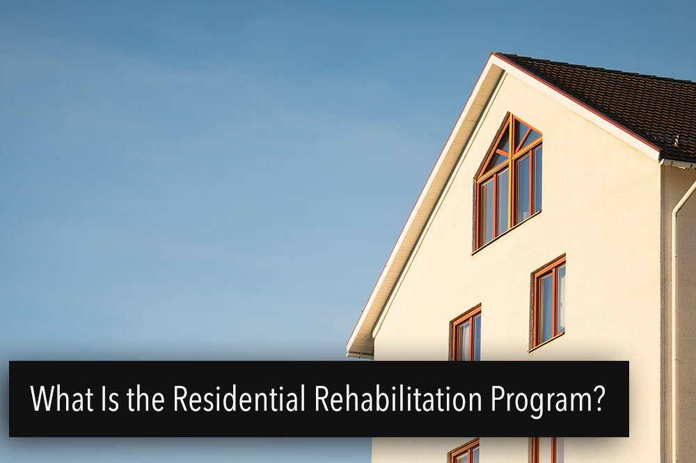 A Complete Guide About Residential Rehabilitation Program