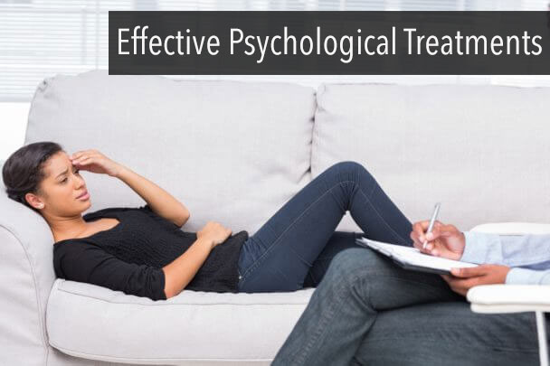 Effective Psychological Treatments For Alcohol Use Disorders