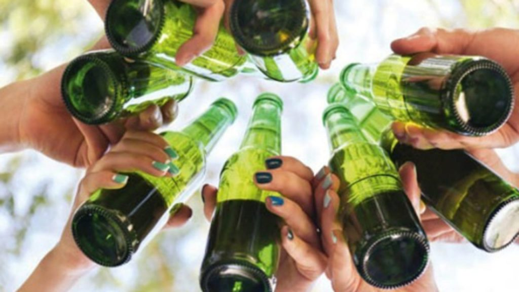 Adolescents Prone To Drinking